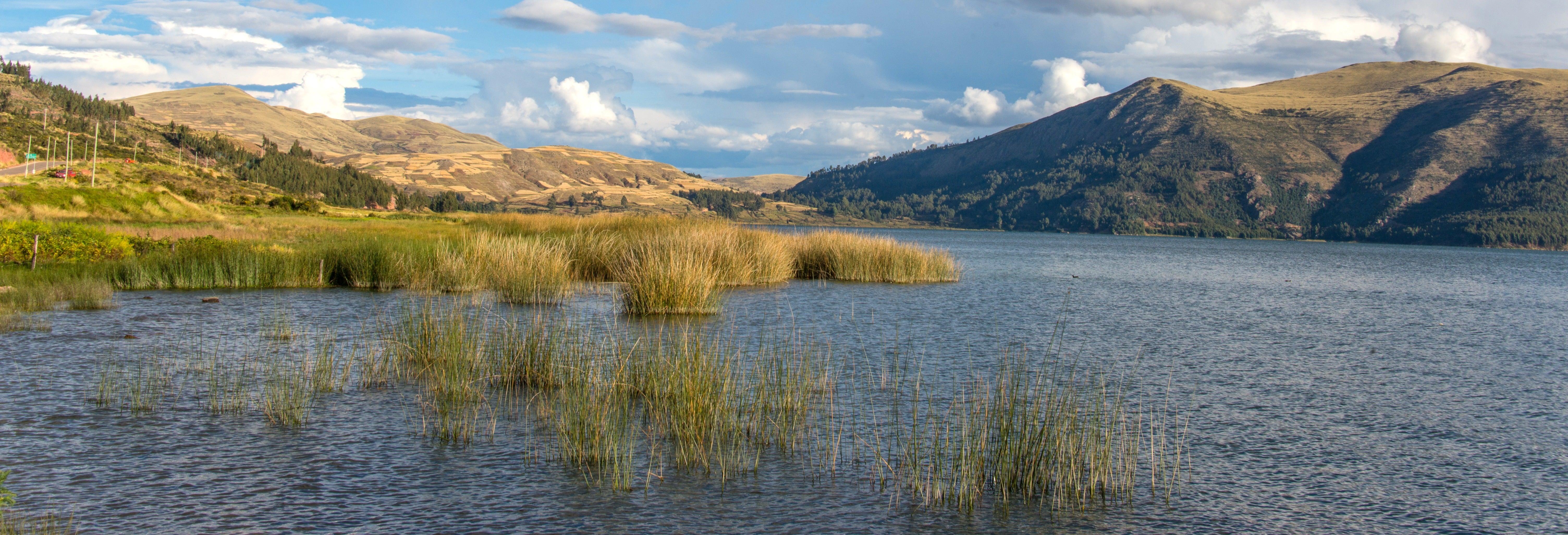 Tour pelas quatro lagoas andinas
