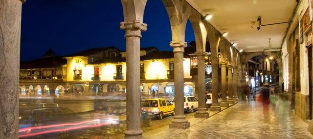 Tour nocturno por Cusco