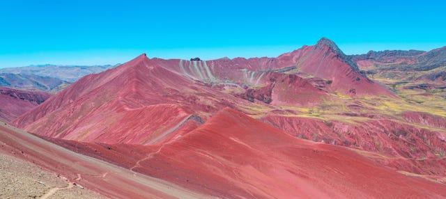 Rainbow Mountain Quad Tour