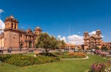 Visita guiada por Cusco y sus 4 ruinas