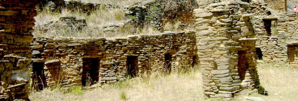Excursão a Garu e Corona del Inca