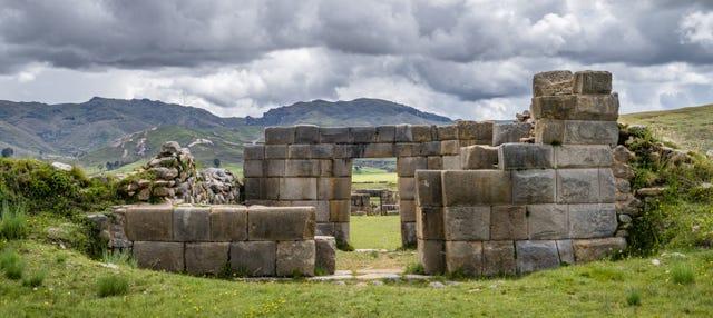 Excursión a Huánuco Pampa y La Unión