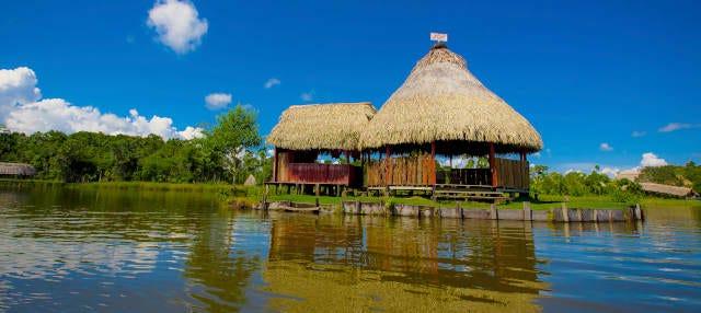 Excursión al Parque Nacional de Tingo María