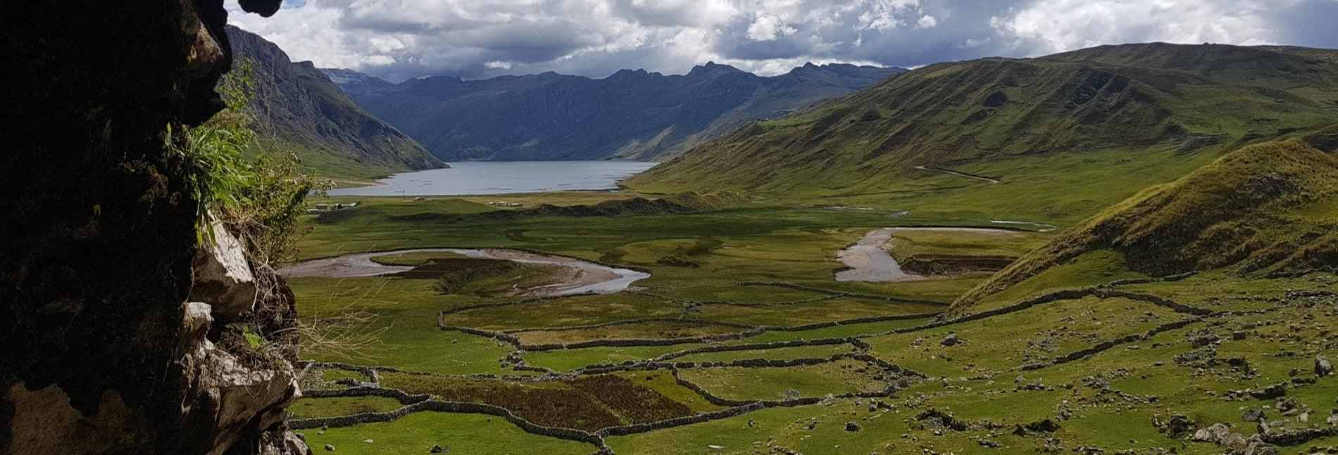 Tour de 4 días por los Andes centrales