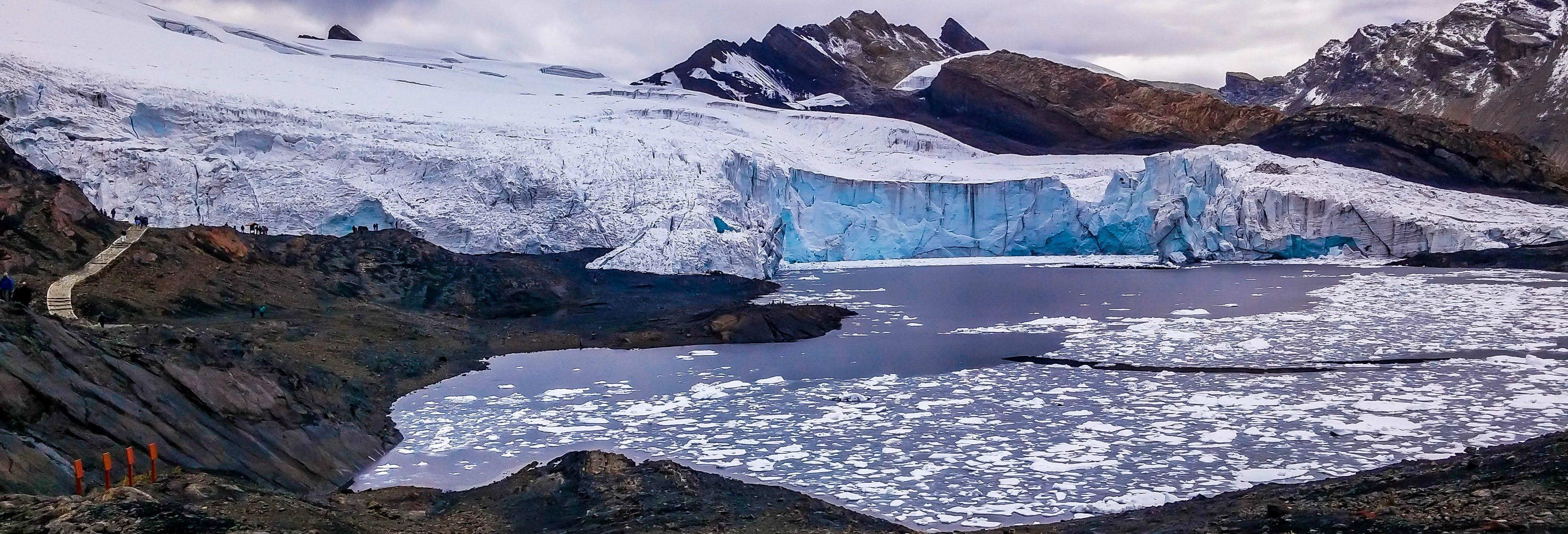 Excursión al glaciar Pastoruri
