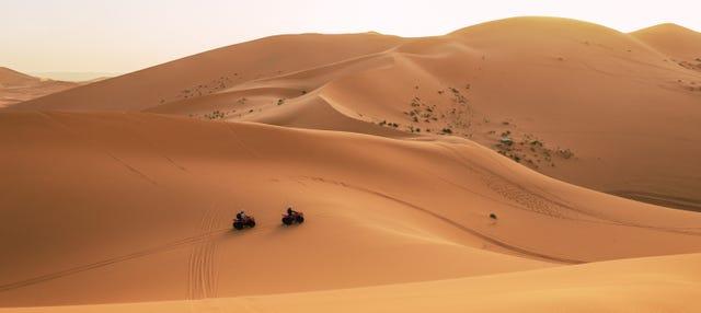 Tour en quad por el desierto de Huacachina