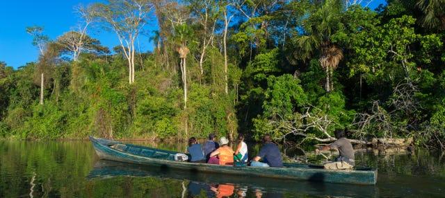 Excursión a los ríos Amazonas, Nanay y Momon