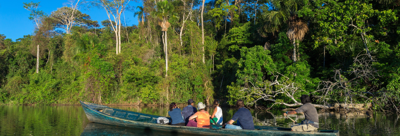 Excursão aos rios Amazonas, Nanay e Momón