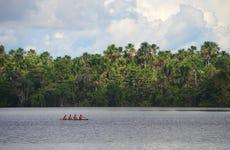 Excursión al río Amazonas