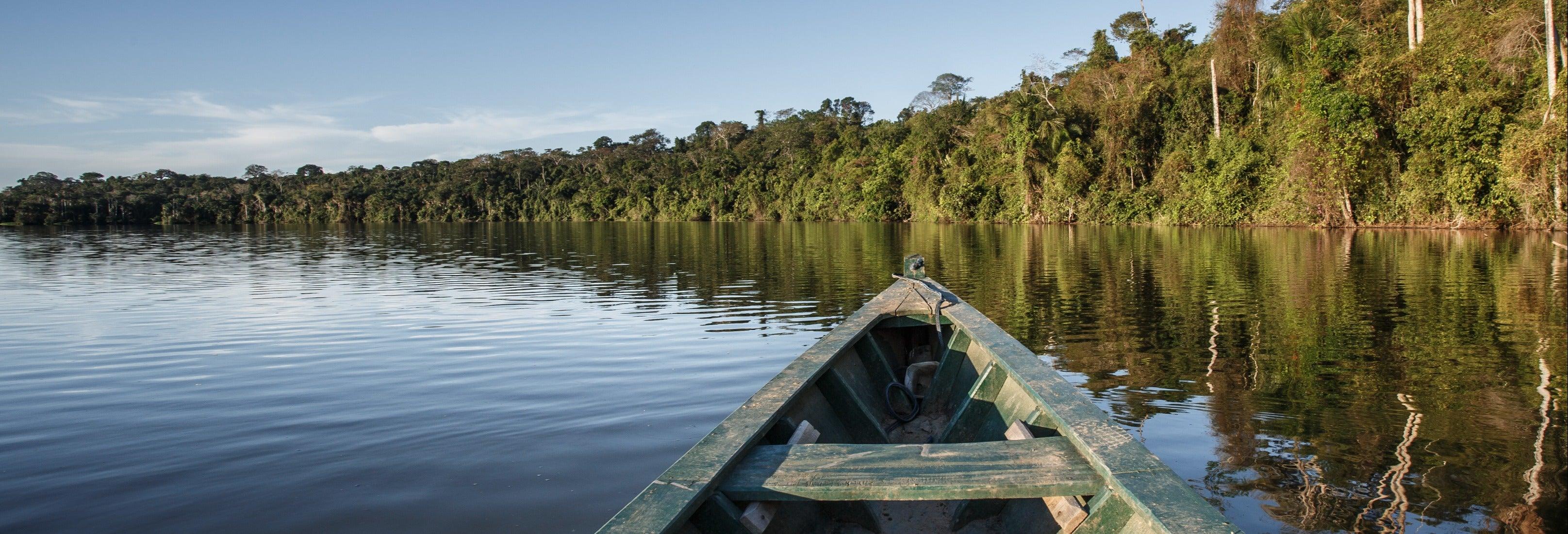 Tour de 5 dias pelo norte da Amazônia peruana