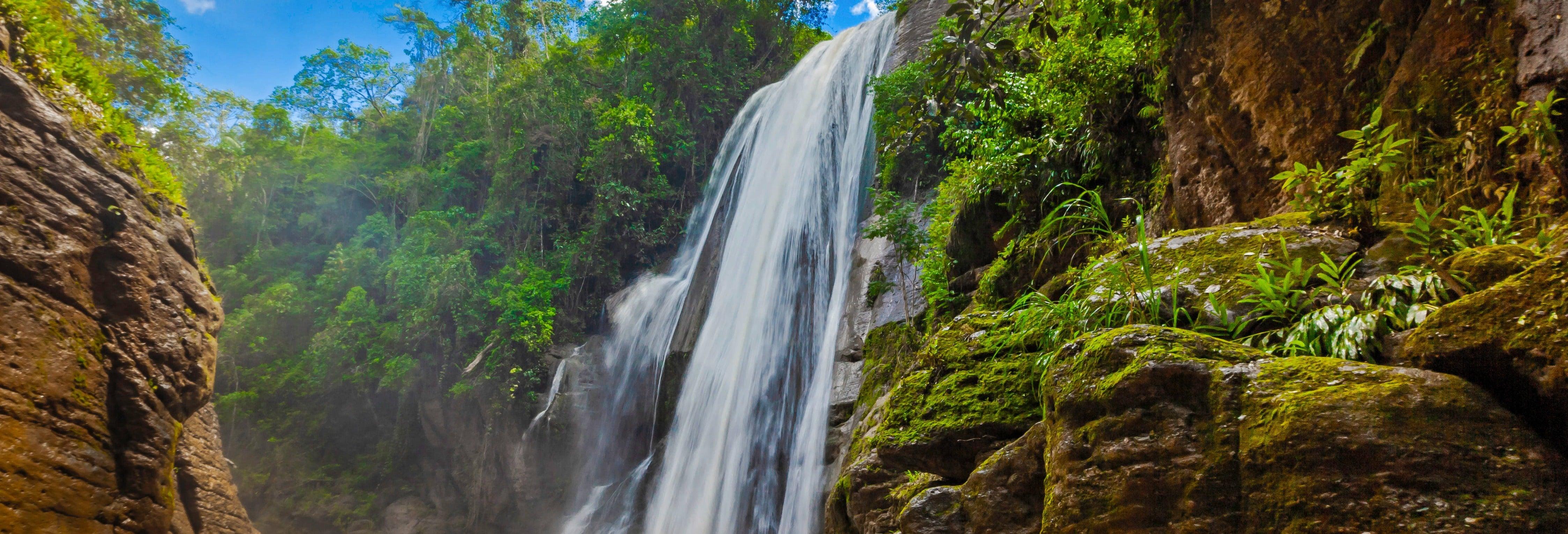 Excursão ao vale do Perené e às cataratas de Chanchamayo