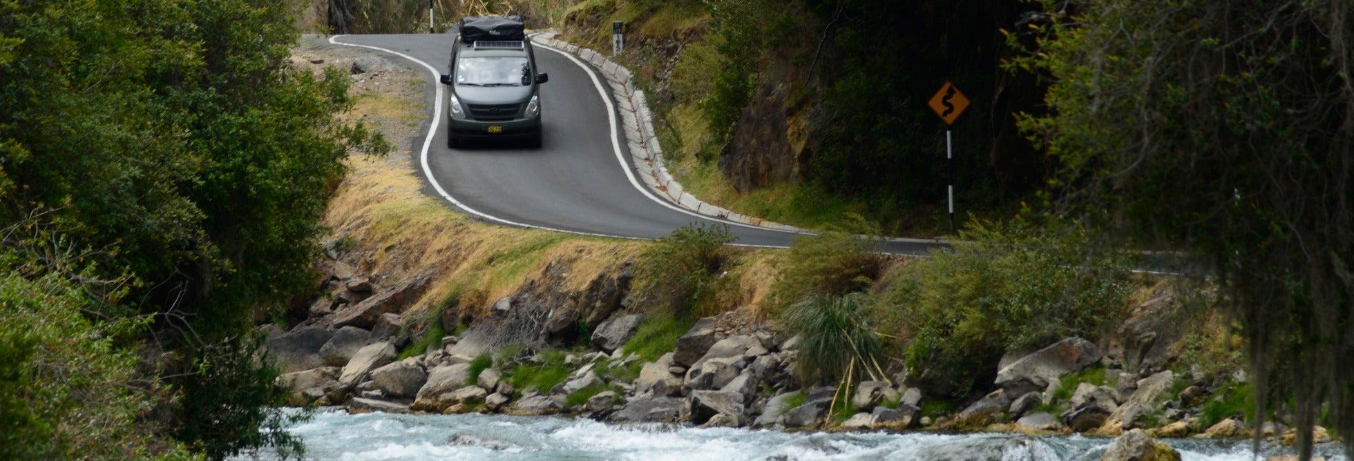 10 dias de motorhome pelo norte do Peru