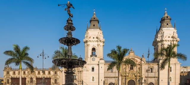 Contrastes de Lima