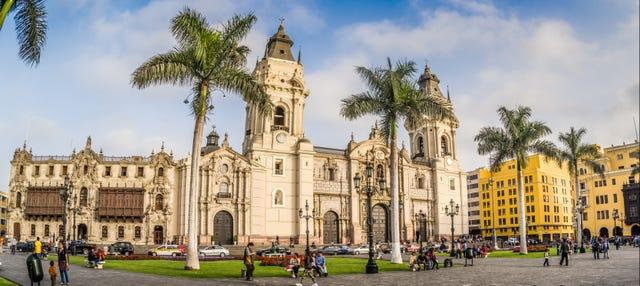 Free tour por Lima