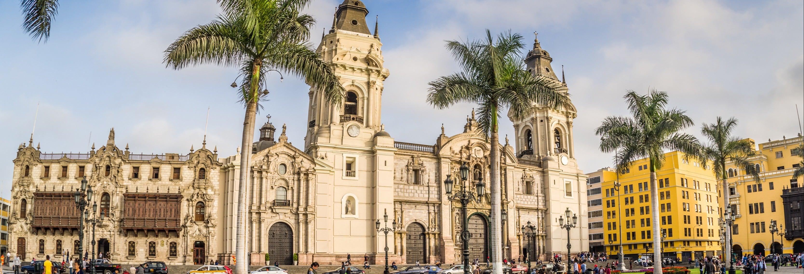 Free tour di Lima