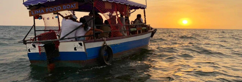 Lima Sunset Cruise