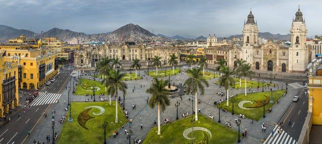 Tour dei bar di Lima