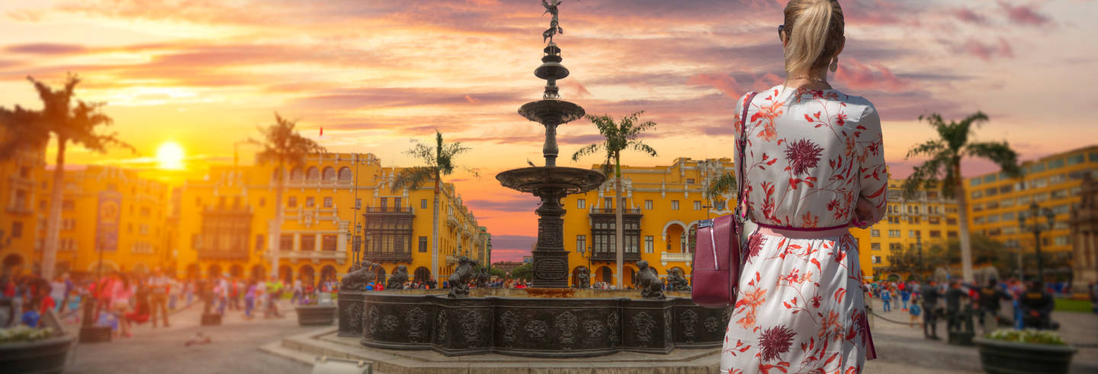 Lima Photo Tour