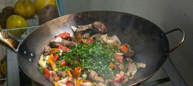 Tour gastronómico y taller de cocina peruana