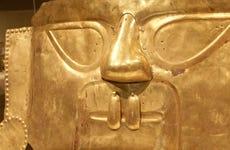 Tour del Museo dell'Oro del Perù e Armi dal Mondo