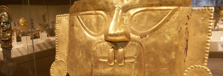 Visite du Musée de l'Or du Pérou et des Armes du monde