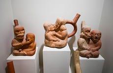 Visita guiada por el Museo Larco Herrera