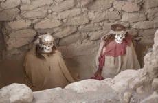 Escursione al cimitero di Chauchilla