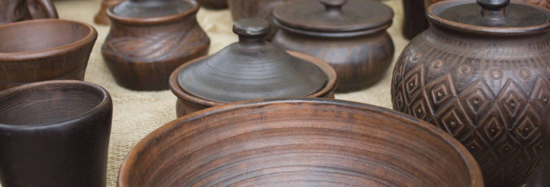 Laboratorio di ceramica a Nazca