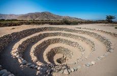 Tour archeologico di Nazca