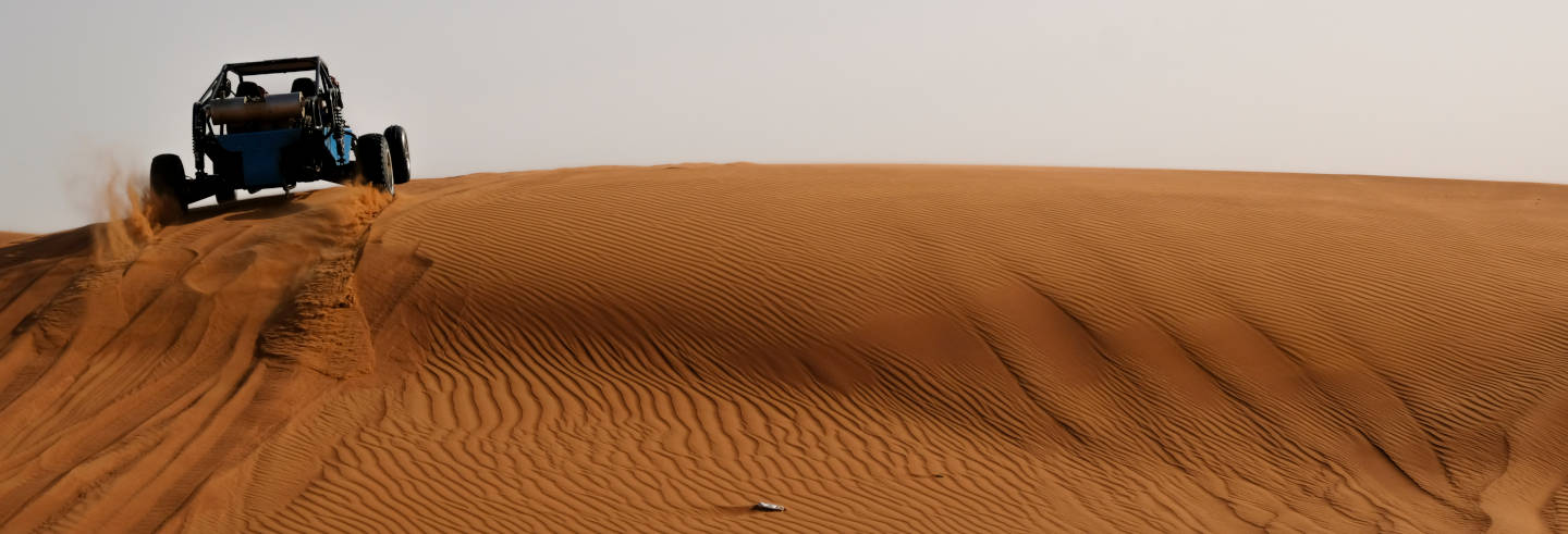 Tour in buggy e sandboarding nel deserto di Usaka