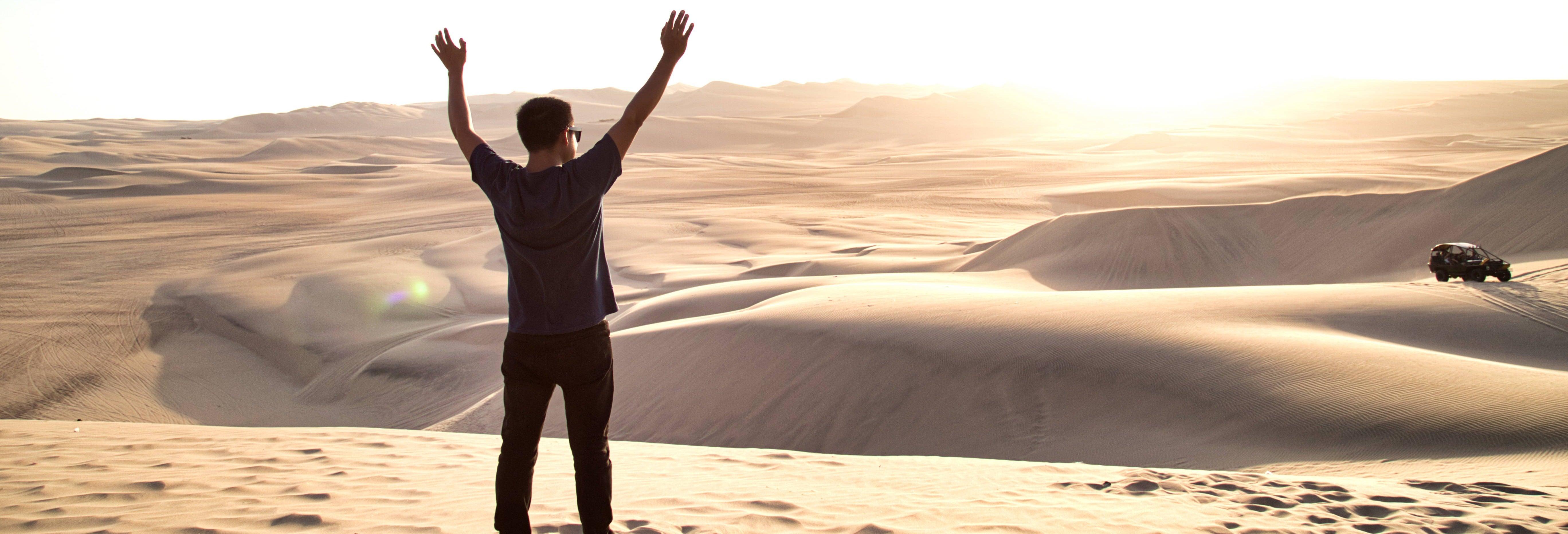 Excursão de 2 dias ao deserto de Califórnia