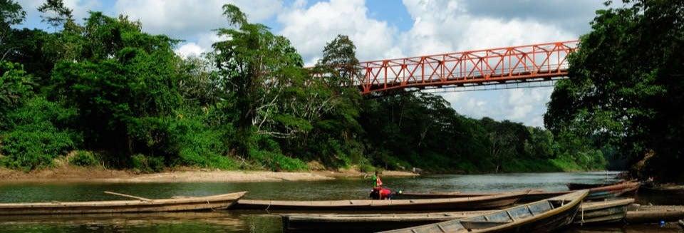 Excursão a Aguaytia