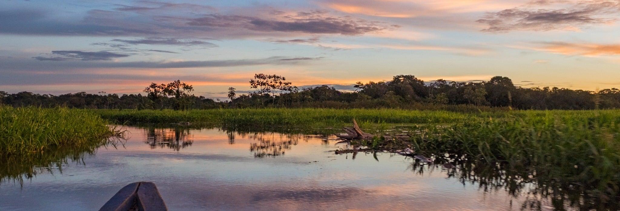 Excursión a la laguna de Yarinacocha