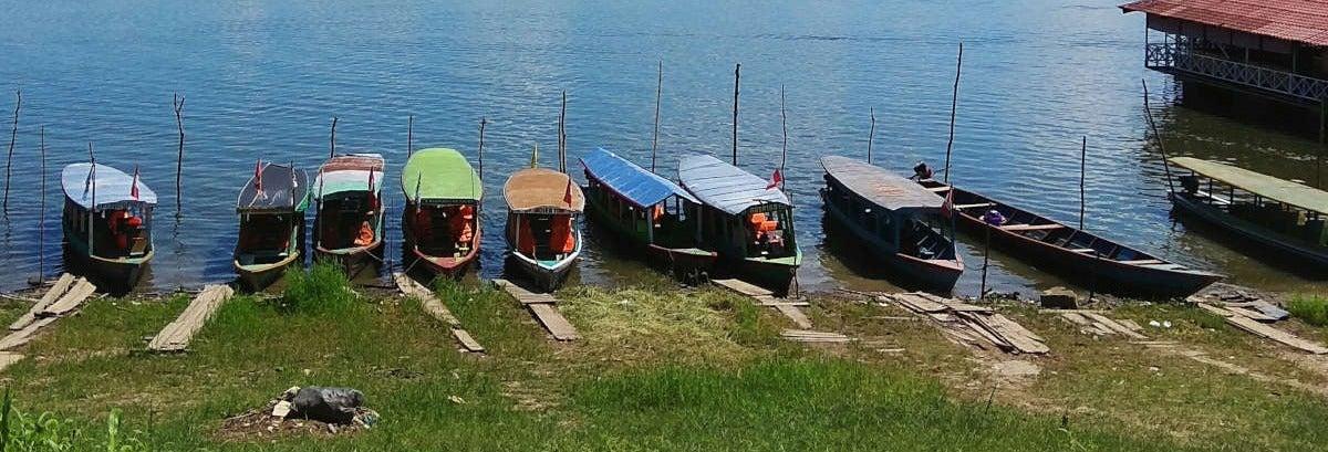 Excursão às lagoas Yarinacocha e Pacacocha