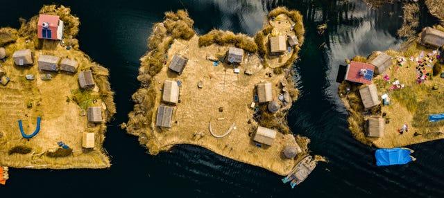 Escursione alle Isole degli Uros e Taquile