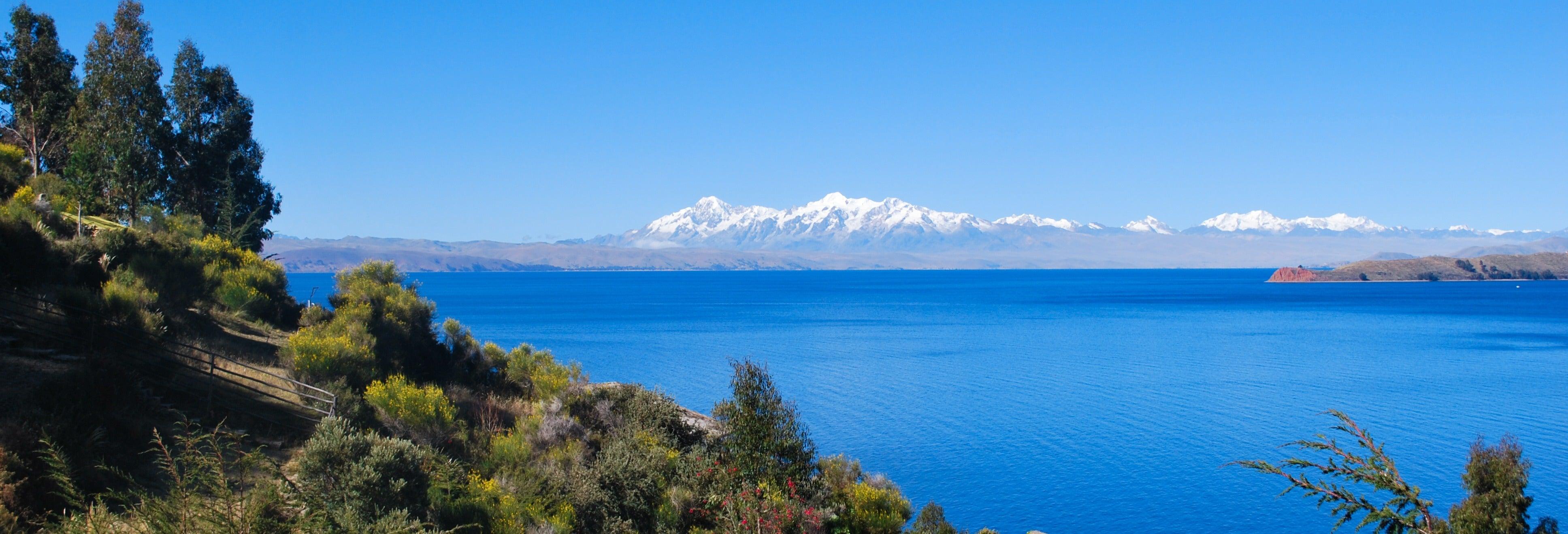 Tour in catamarano sul Lago Titicaca e visita di Isla del Sol