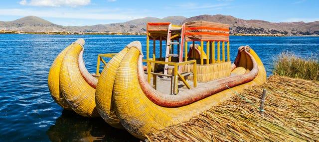 Escursione privata alle Isole degli Uros con guida in italiano