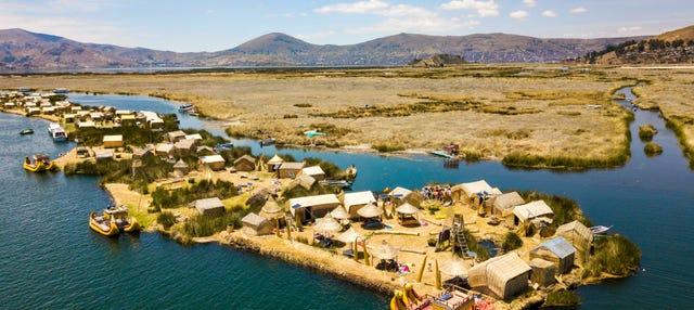 Islas de los Uros, Taquile y Amantaní en 2 días