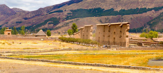 Ruta del Sol desde Puno hasta Cusco