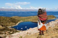 Tour del Lago Titicaca in 2 giorni fino a La Paz
