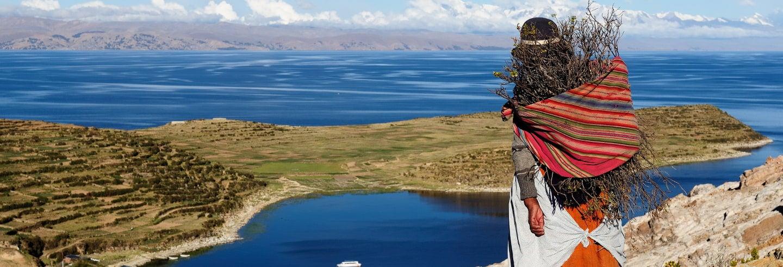 Tour de 2 días por el Lago Titicaca finalizando en La Paz