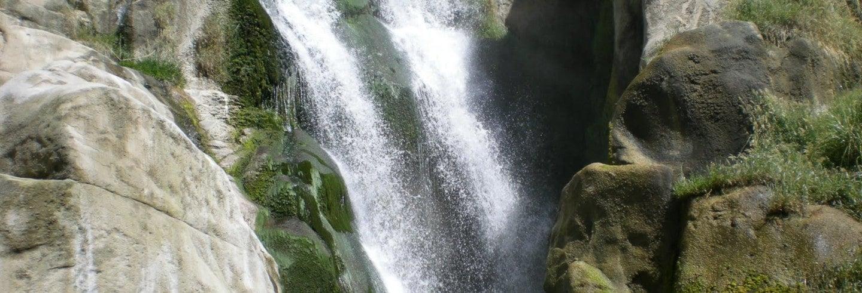 Excursão às cataratas de Panina