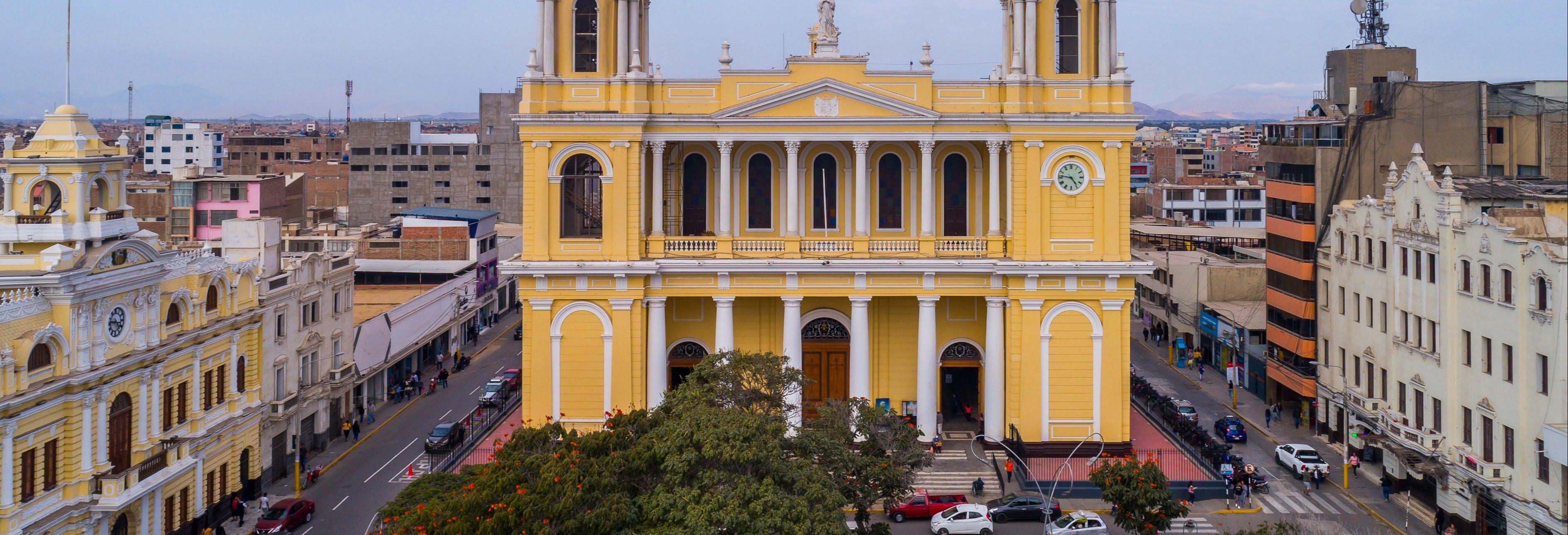 Excursão a Chiclayo