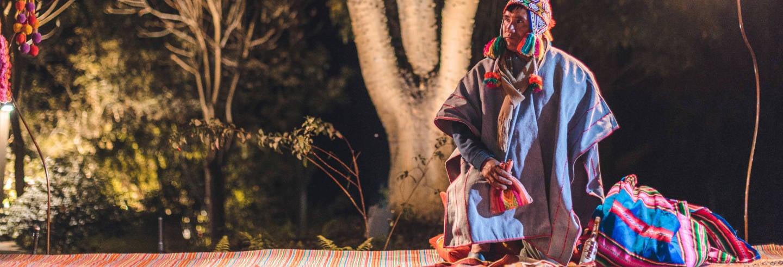 Pachamama Ceremony