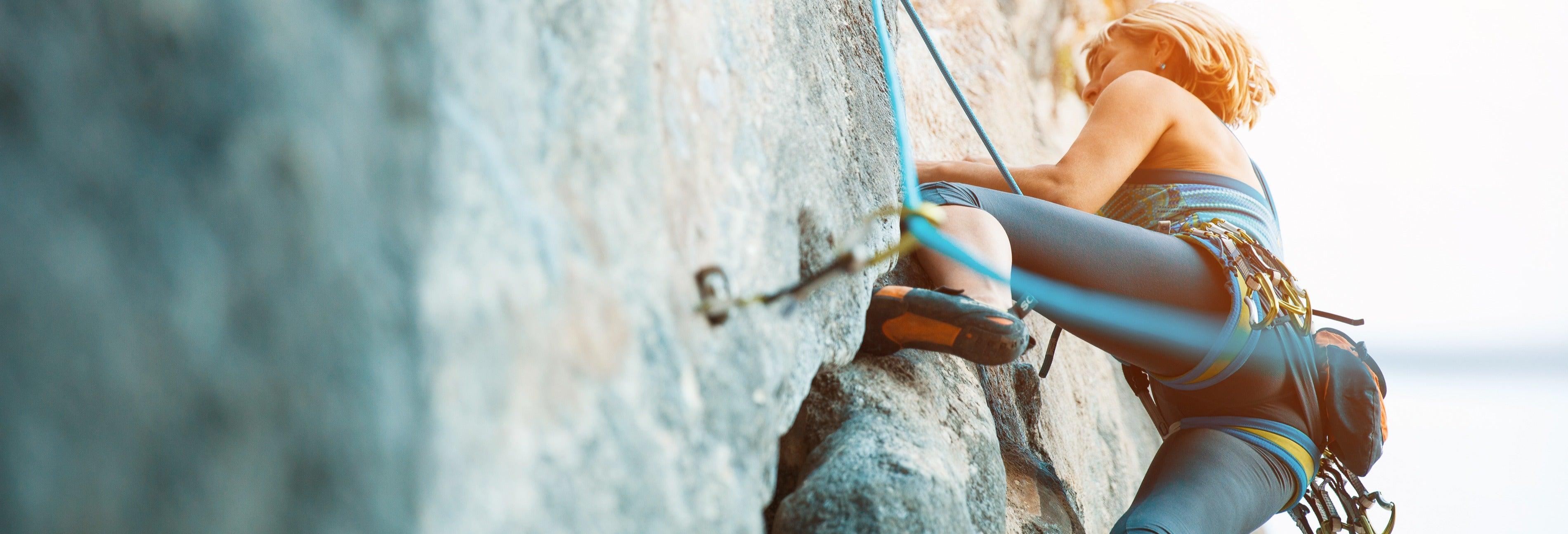 Escalada no Vale Sagrado dos Incas