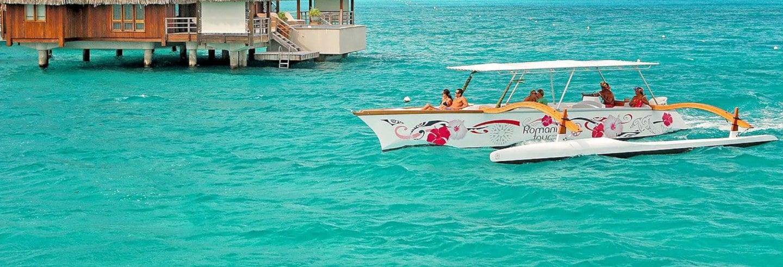 Bora Bora Traditional Canoe Cruise