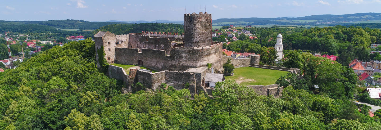 Escursione all'abbazia di Krzeszów e al Castello di Bolków