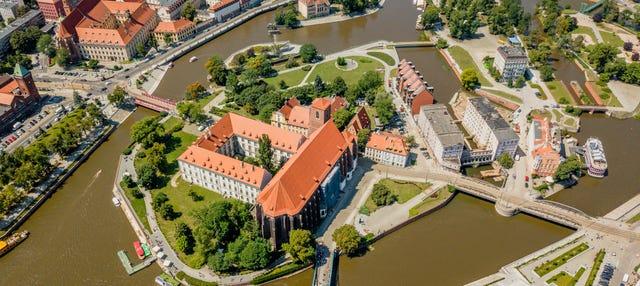 Free tour por las islas de Breslavia
