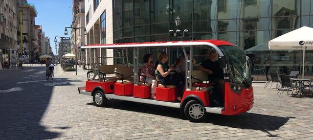 Tour en coche eléctrico por Breslavia