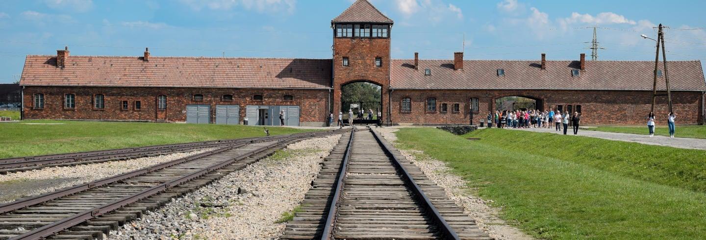 Birkenau & Monowitz Self-Guided Tour